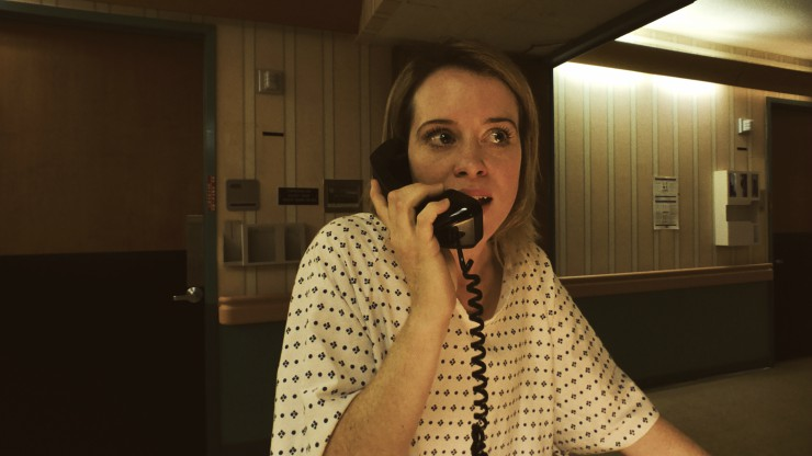 Steven Soderbergh's Unsane Trailer, Claire Foy Is 'Insane'!