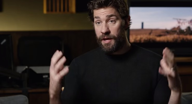 John Krasinski Teases A Quiet Place In New Featurette