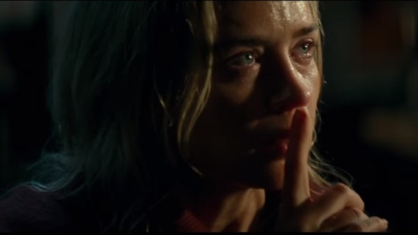 A Quiet Place New Atmospheric Trailer Unveils Monsters On The Hunt