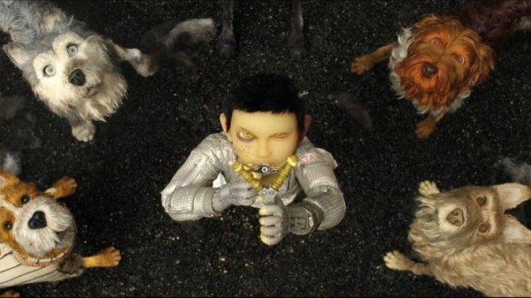Win Wes Anderson's Isle Of Dogs On DVD Plus Copy Of Screenplay