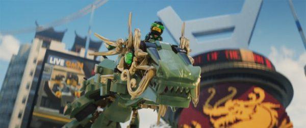 Review – The Lego Ninjago Movie