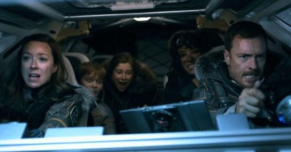 'Danger, Will Robinson!' Netflix Release Lost In Space First Trailer