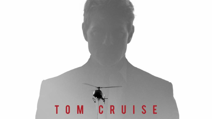 Tom Cruise Is 'Ghostly' In Mission Impossible: Fallout Poster