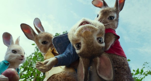 Peter Rabbit Loves 'A Classic' In Moments Worth Paying For Trailer