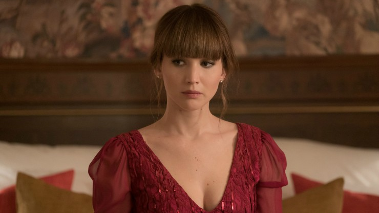 Film Review – Red Sparrow (2018)