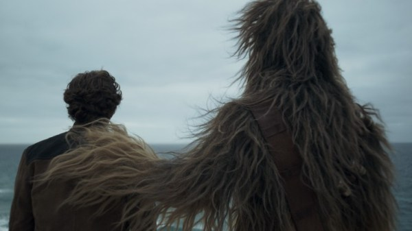 """He's How Old""?!! A Solo: A Star Wars Story Clip Reveals Chewie's Age"