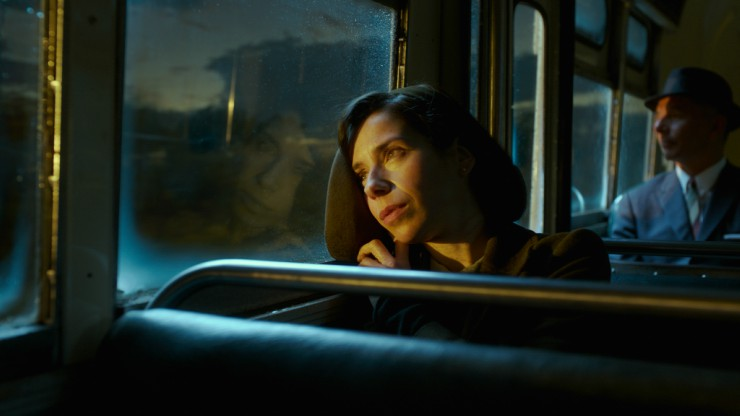 Film Review: The Shape Of Water (2018)