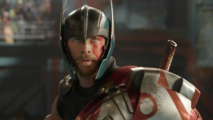Win Thor: Ragnarok On DVD