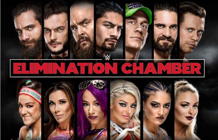 WWE Elimination Chamber 2018 Preview
