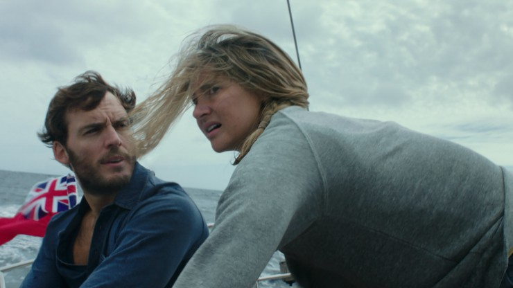 Shailene Woodley And Sam Claflin Are 'Adrift' At Sea In First Trailer