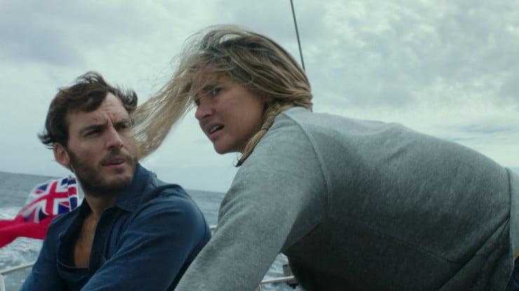 'Adrift' Review by Alex Straker