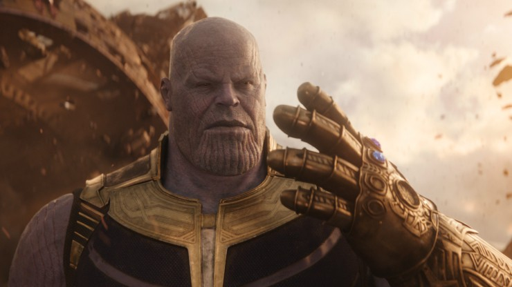 Avengers: Infinity War Assemble Biggest Superhero Film Opening Box Office