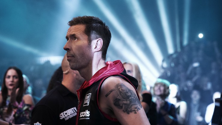 Watch New Clip For Journeyman Starring Paddy Considine