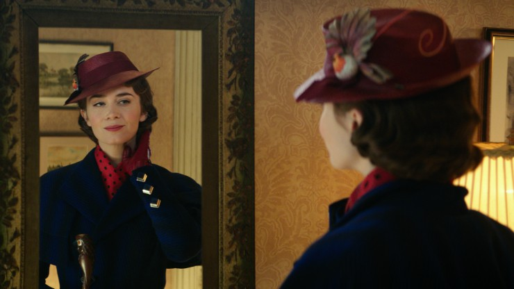Mary Poppins Returns First Trailer Emily Blunt Brings The Magic Back