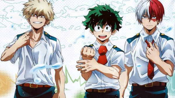 Win My Hero Academia Season Two Part One Anime