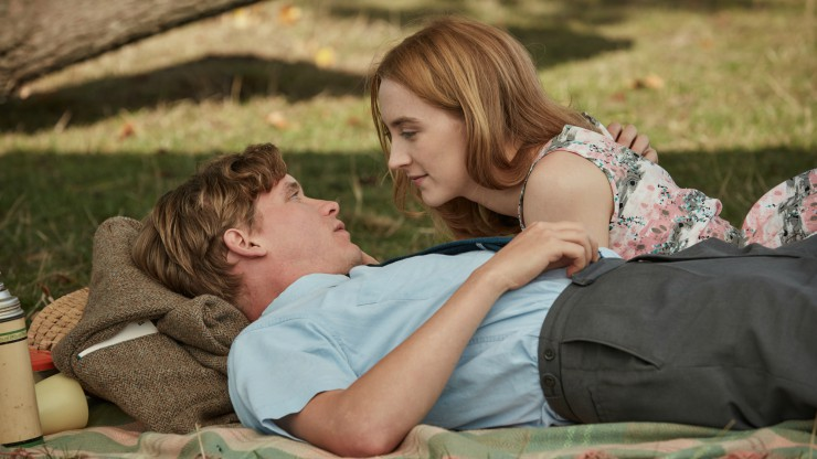 New Exclusive On Chesil Beach Poster Unveiled