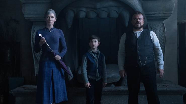 Eli Roth's The House With A Clock In Its Walls Unveil's First Trailer