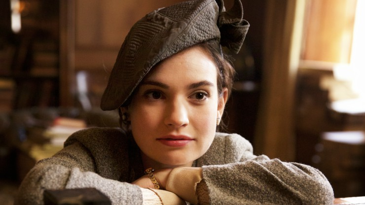 The Guernsey Literary and Potato Peel Pie Society Gets New Trailer