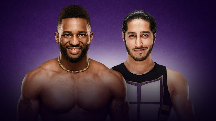 Wrestlemania 34 Preview: Cedric Alexander VS Mustafa Ali: WWE Cruiserweight Championship