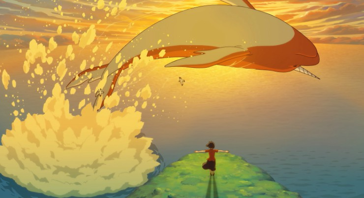 Watch Opening Clip For Big Fish & Begonia Chinese Animation