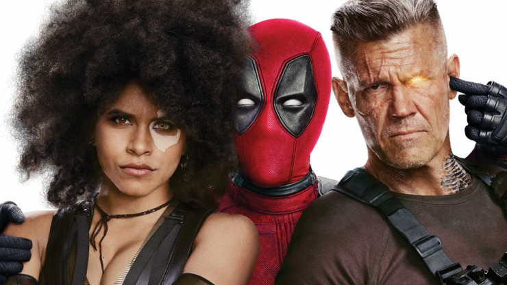 Deadpool Never 'Comes Alone' In Deadpool 2 New Poster