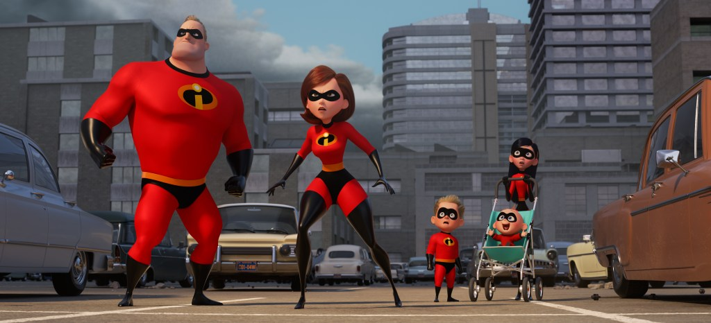 Edinburgh International Film Festival Announces Super Gala With 'Incredibles 2'