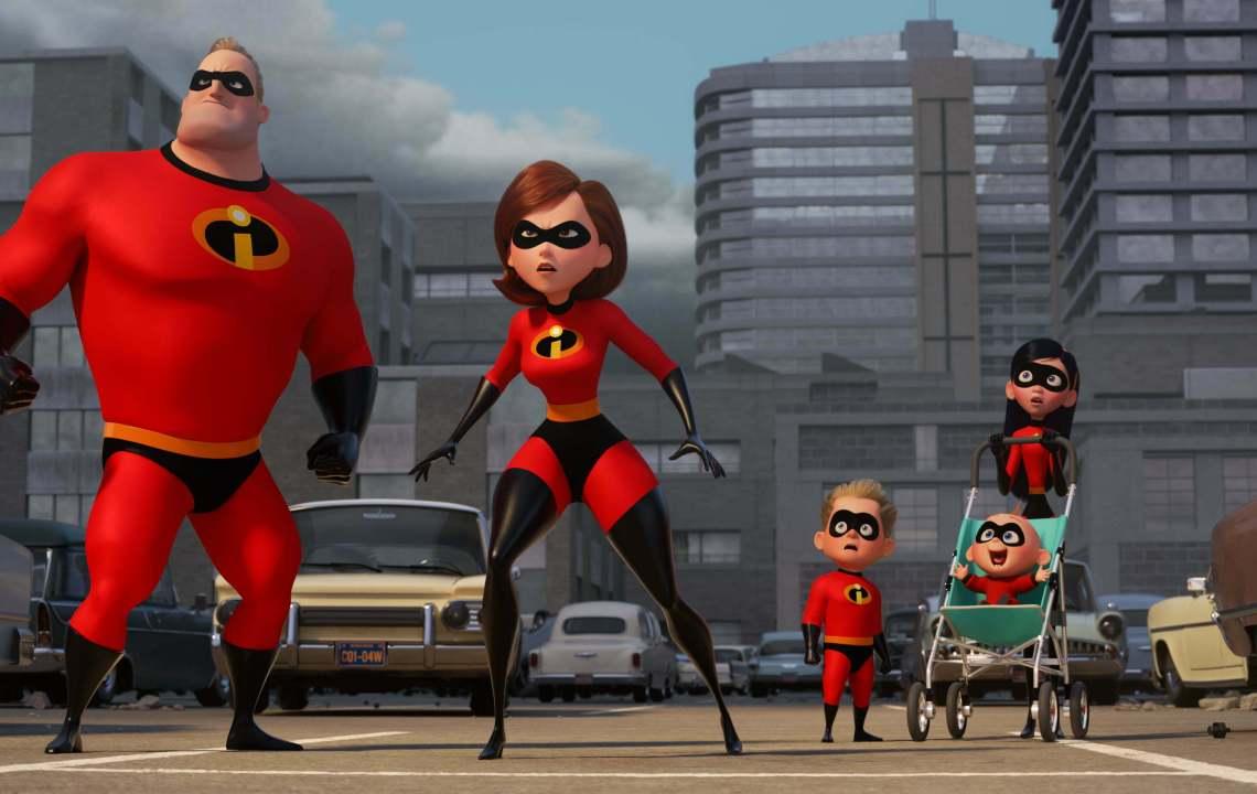 Edinburgh International Film Festival Announces Super Gala With 'Incredibles 2'
