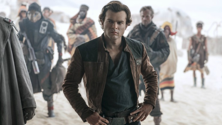 Chewie's Age Revealed In New Solo: A Star Wars Story Trailer