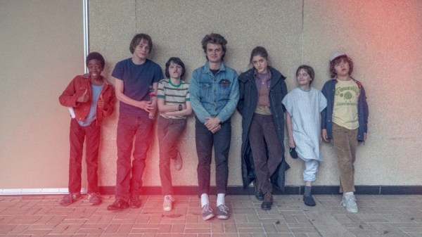 Stranger Things Season 3 Started Production, Netflix Tease