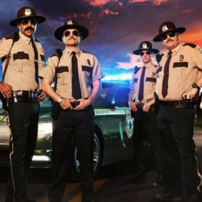The Mustache Rides Again In Super Troopers 2 UK Trailer