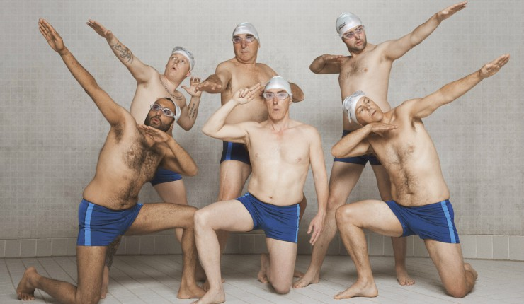 Film Review – 'Swimming With Men' (2018)