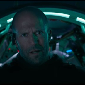 'Open Wide' For A New The Meg Poster