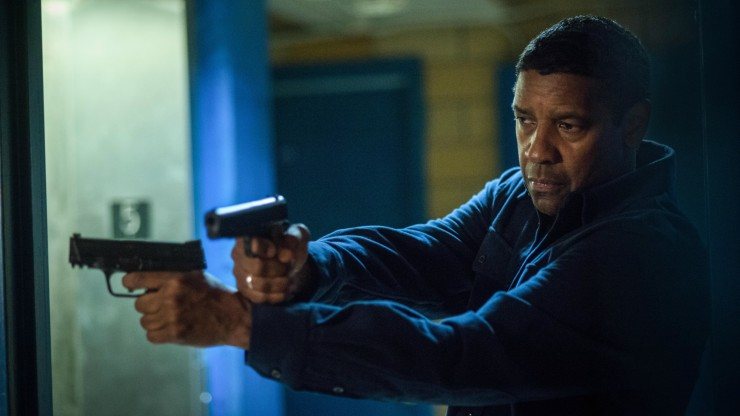 The Equalizer 2 Denzil Washington Serving Justice Once Again