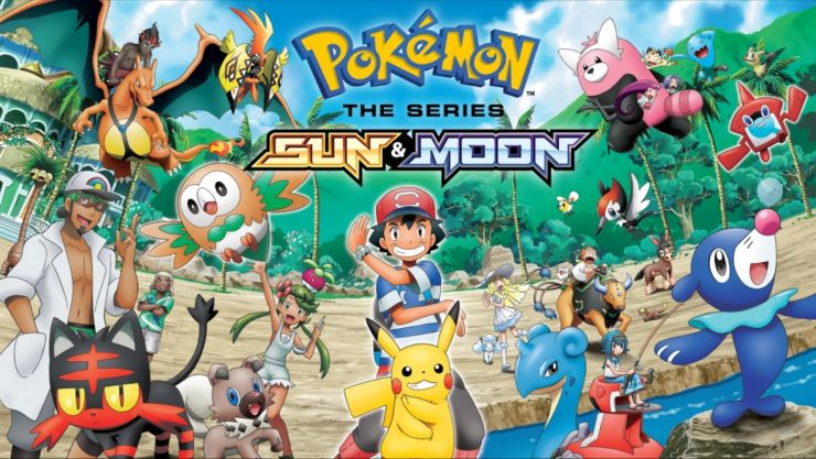 Anime Review – Pokemon The Series: Sun & Moon