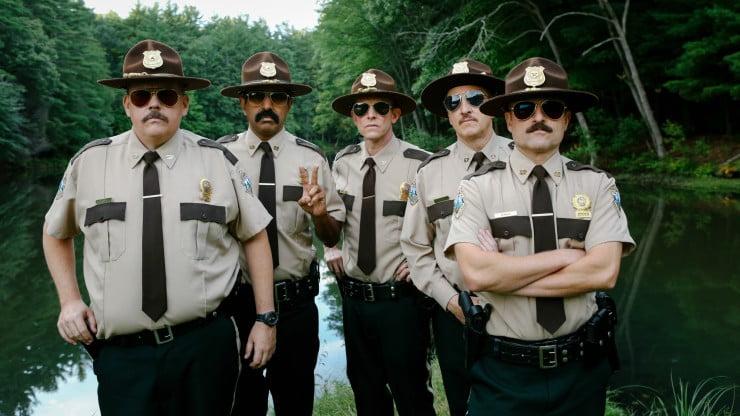 Super Troopers 2 Interview – Broken Lizard