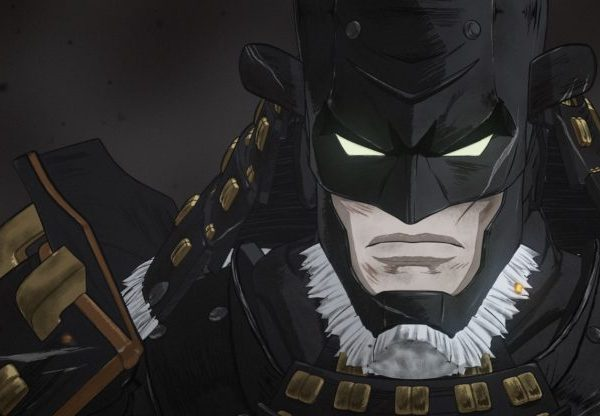 Anime Review – Batman Ninja