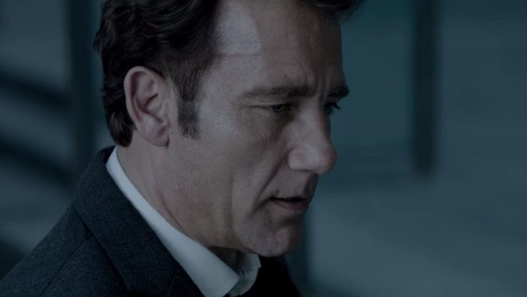 Clive Owen Has 'Nothing' In New Anon Clip