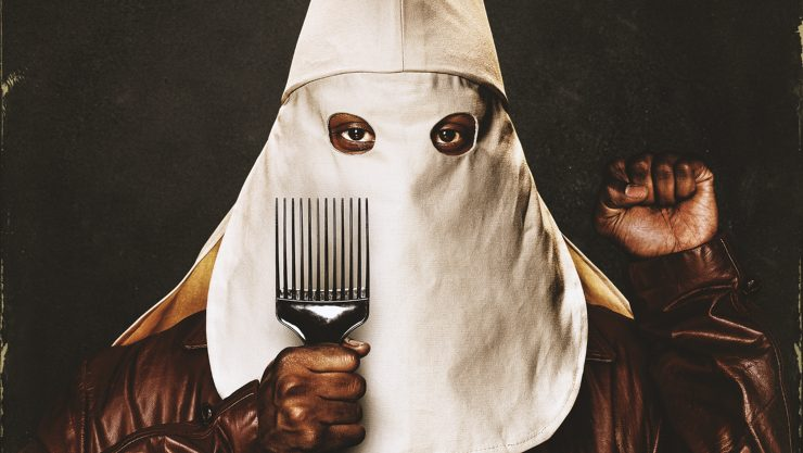 BlacKkKlansman New Poster 'Infiltrates Hate'