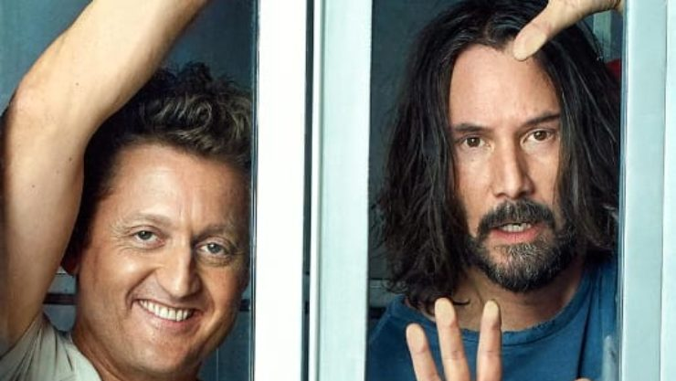 Excellent! Bill And Ted Face The Music Sequel Finally Confirmed!