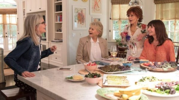 Girl's Night In  – The best films to watch for a night in with the ladies.