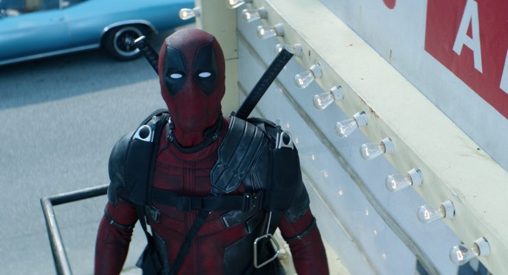 Deadpool Chats About The First Ten Years In New Deadpool 2 Interview