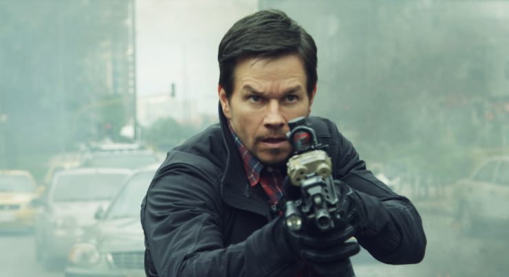 The Bullets Fly And So Does Mark Wahlberg In Mile 22 Trailer