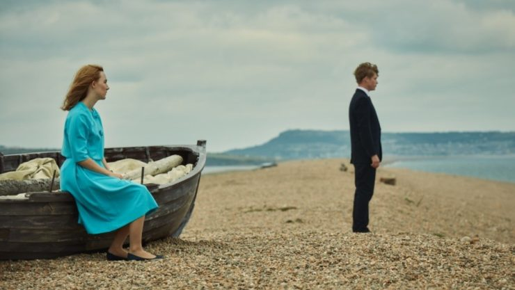 Watch New On Chesil Beach Clips Starring Saoirse Ronan