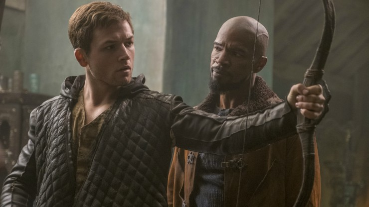 Robin Hood First Trailer 'There's Been Whispers Of A thief…'