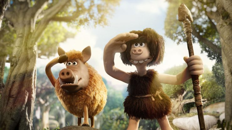 Blu-Ray Review – Early Man