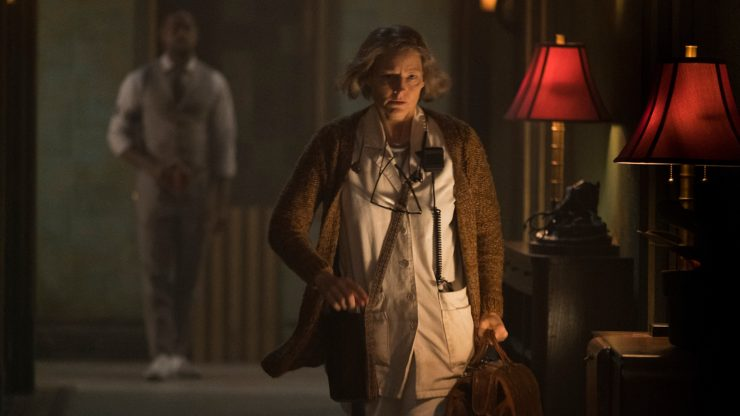 Criminals Check Into Hotel Artemis Red Band Trailer, Are You?