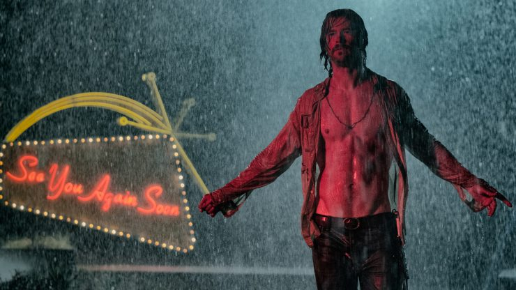 In The Bad Times At The El Royale Trailer They All Got Secrets
