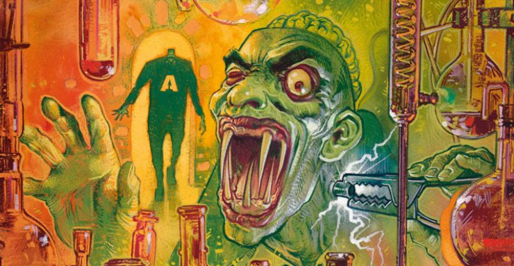 Frightfest Reveal Their Annual Graham Humphrey Festival Artwork