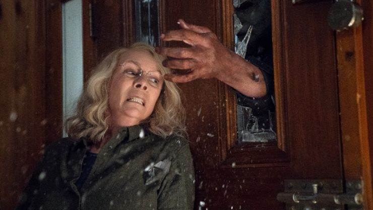 In Halloween 2018 Trailer Forget The Past Embrace The Future