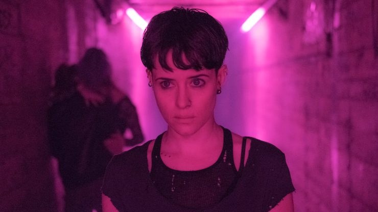 In First The Girl In The Spider's Web Trailer, Lisbeth's Past Hunts Her
